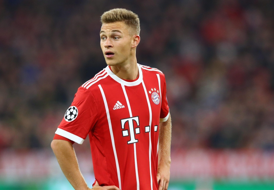 A late goal from Joshua Kimmich for Bayern Munich saved the punter's bacon