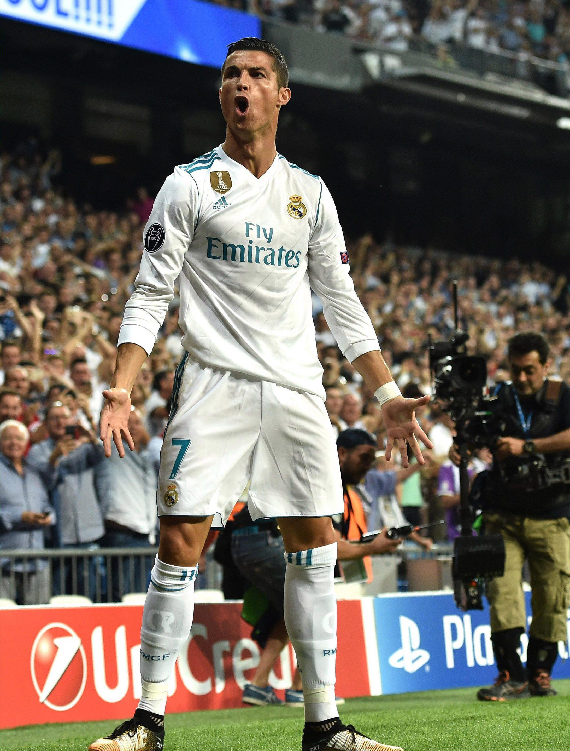 Cristiano Ronaldo kicked off Champions League campaign with brace