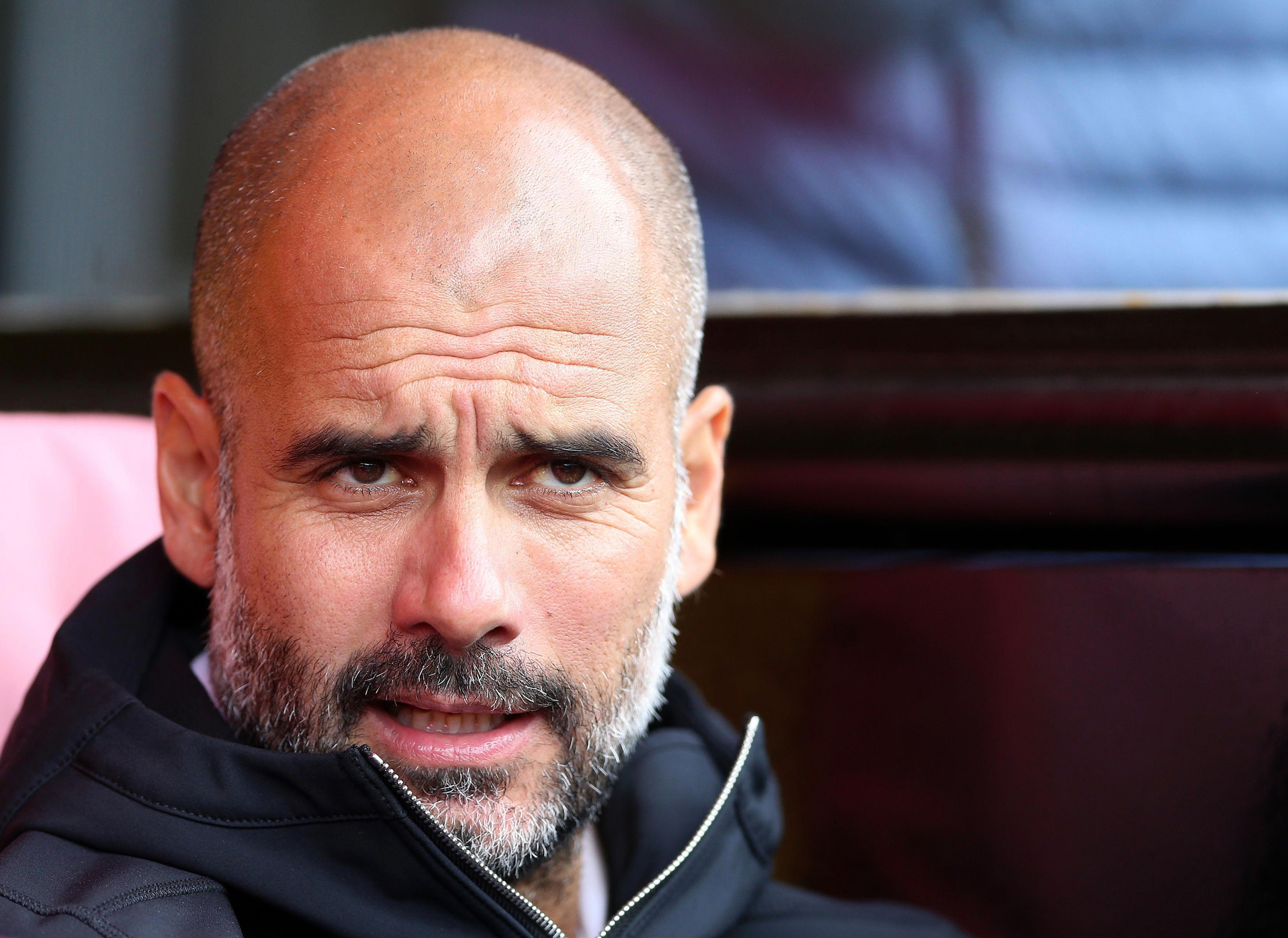 Pep Guardiola's side have picked up 13 points from their first five league outings