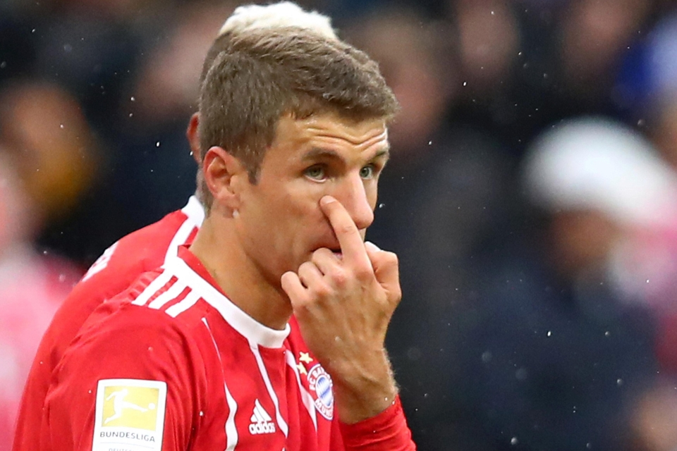 Nothing about Muller is particularly standout