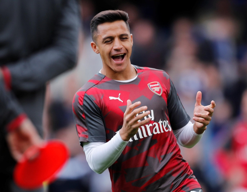Something amusing, Alexis?