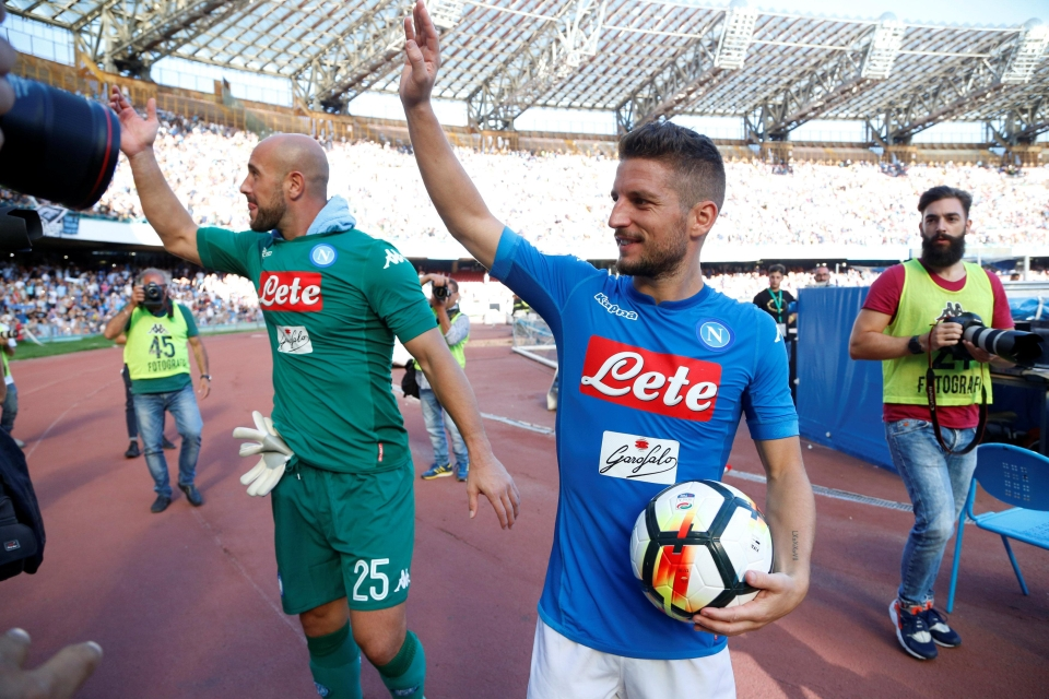 We're BIG fans of Dries Mertens