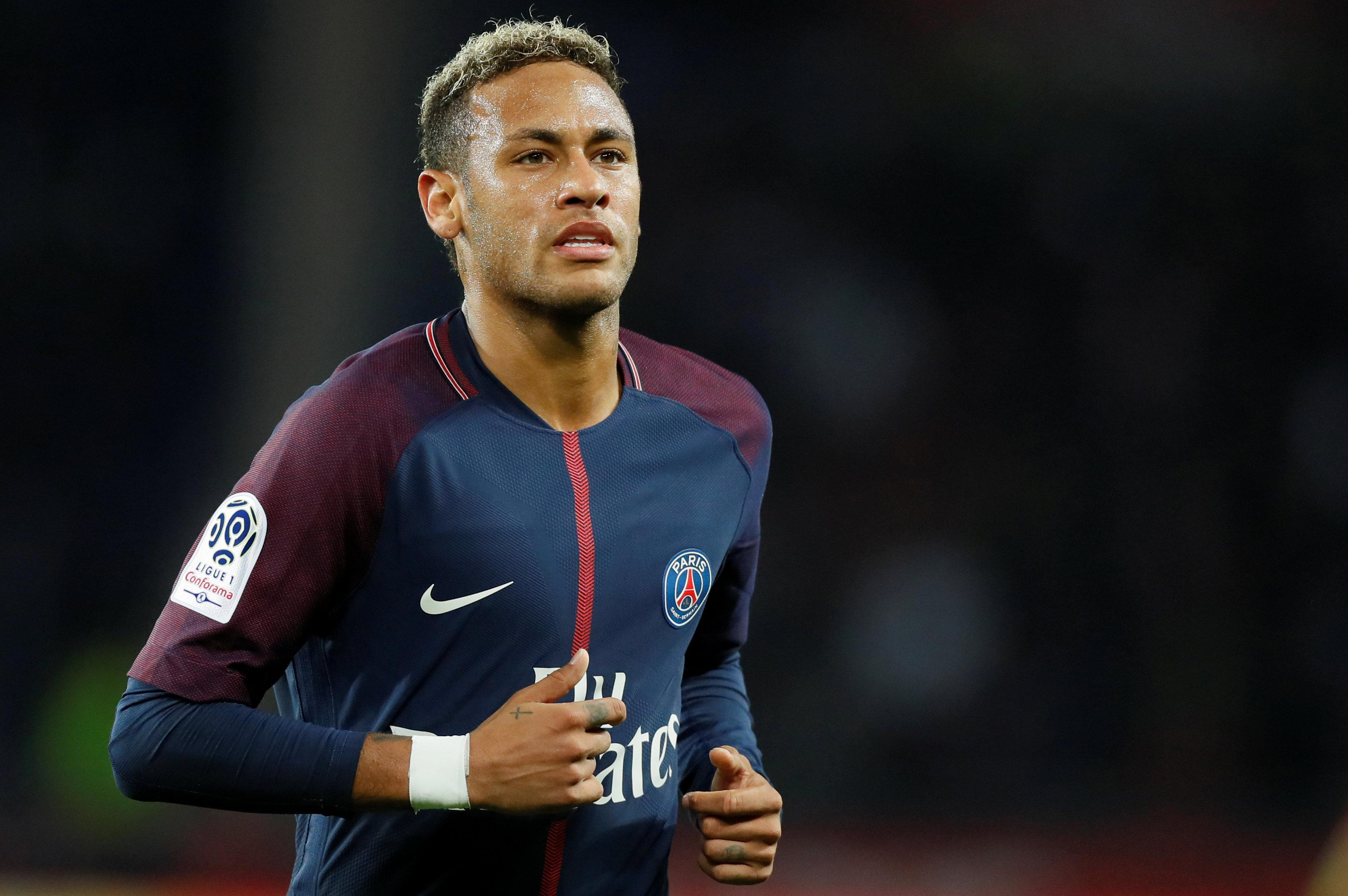 Neymar was unable to score his fifth Ligue 1 goal for the home side