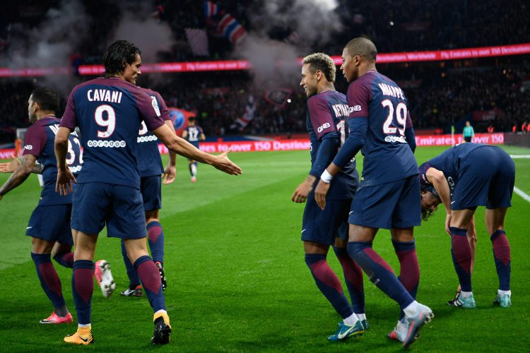 It's a lovely kit PSG have got themselves this year
