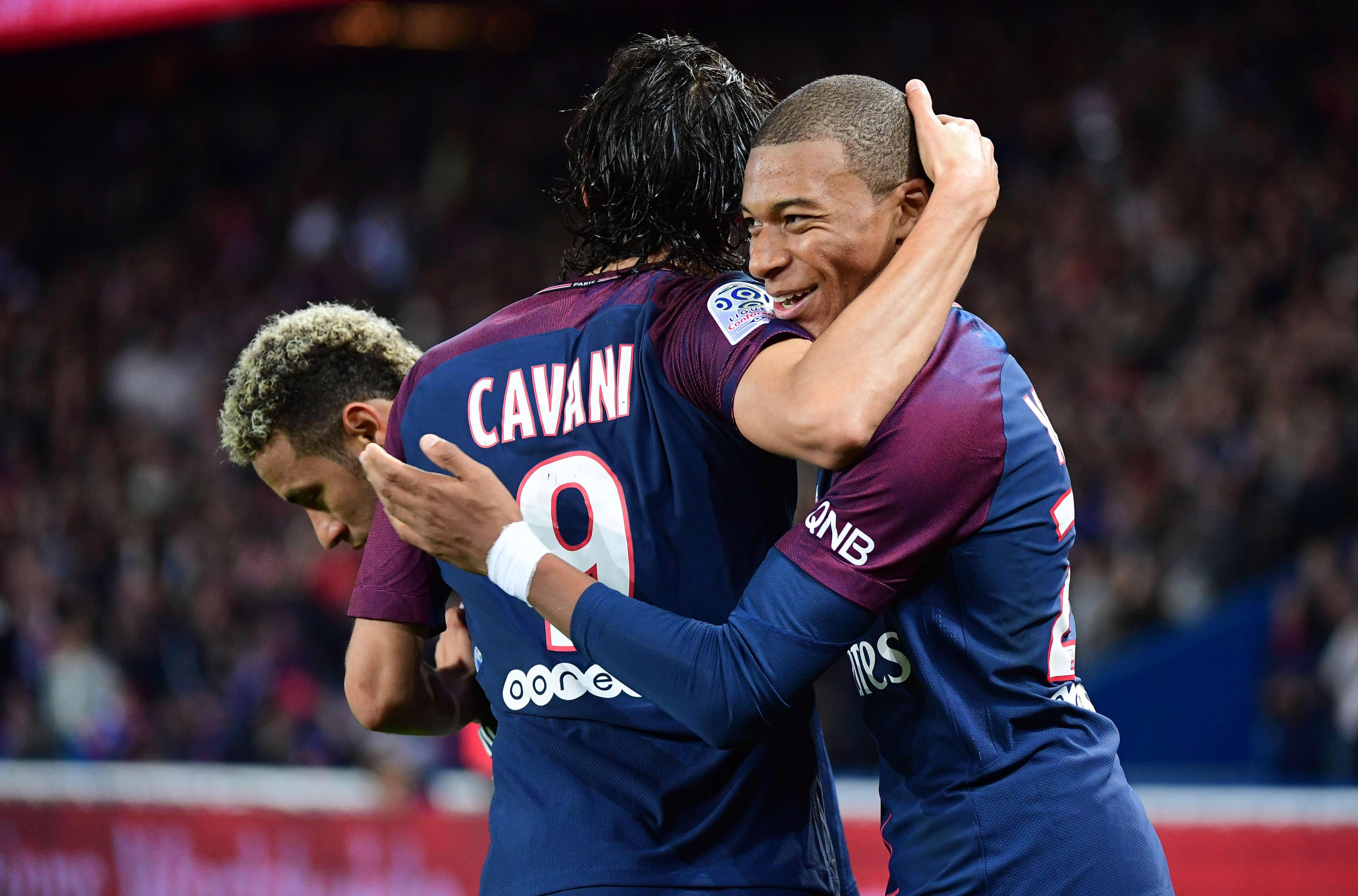 None of PSG's 'big three' were on the scoresheet