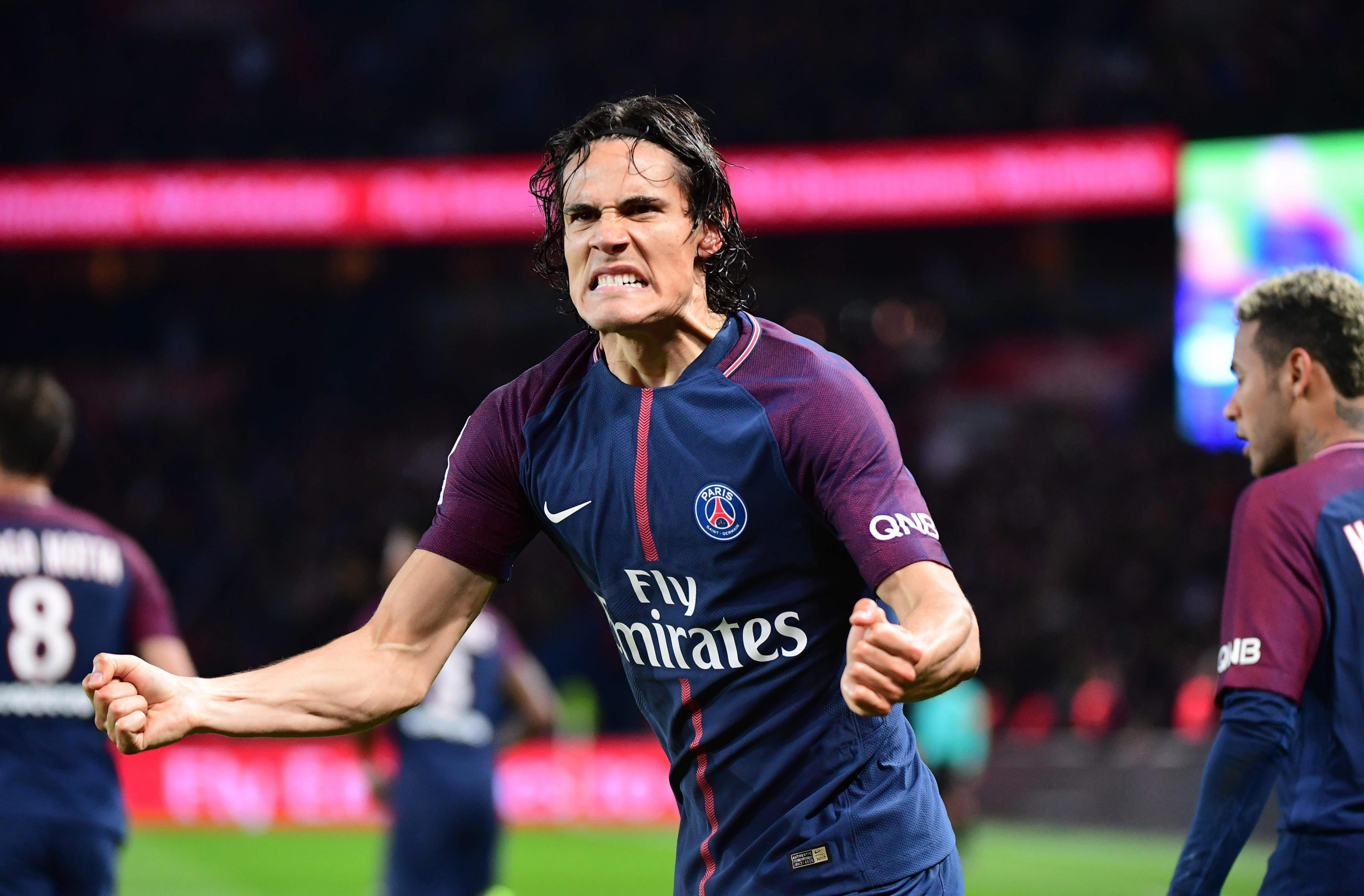 Cavani will be eyeing up another Golden Boot