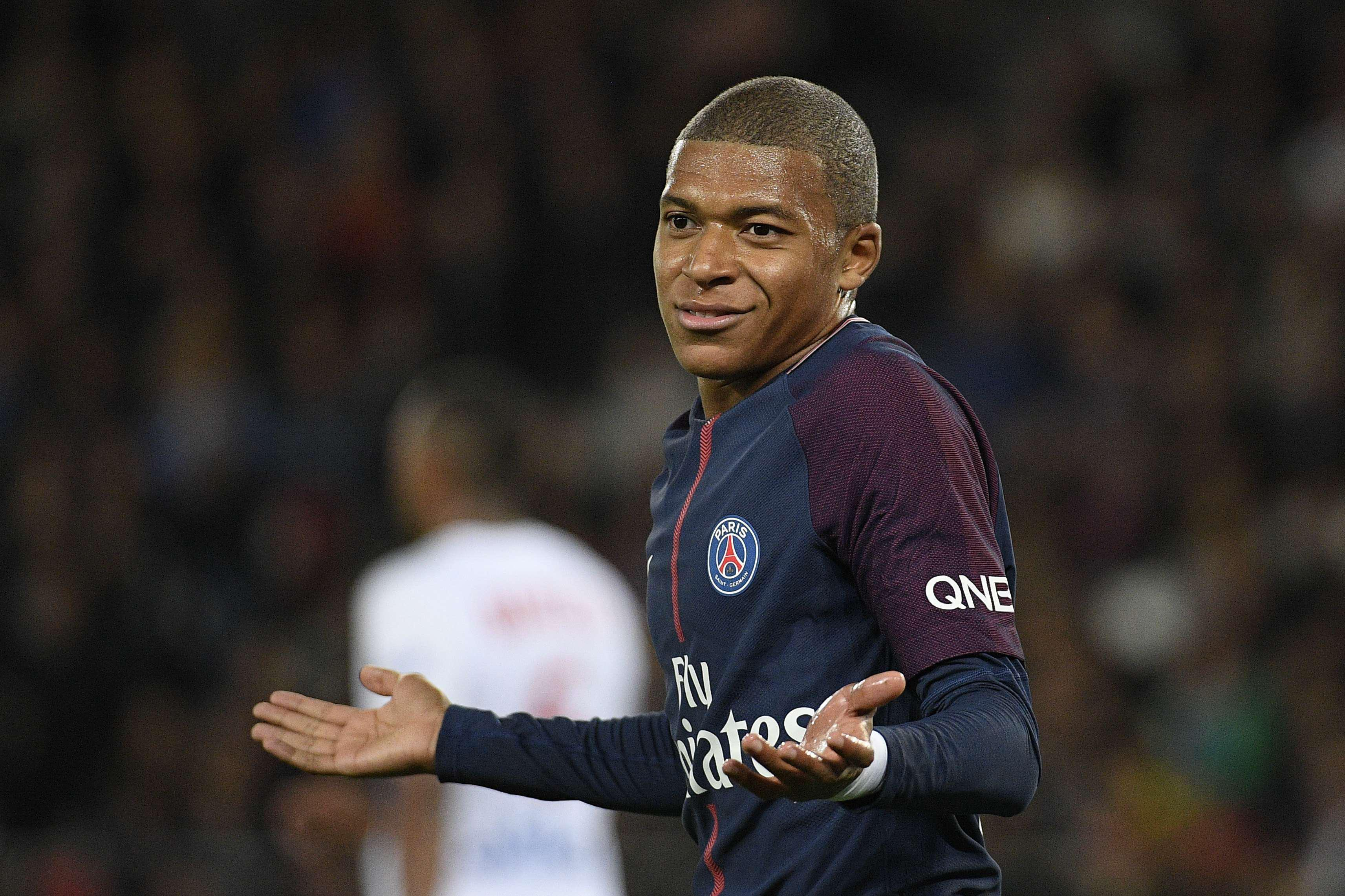 Kylian Mbappe became the world's most-expensive teenager when he left Monaco for PSG this summer
