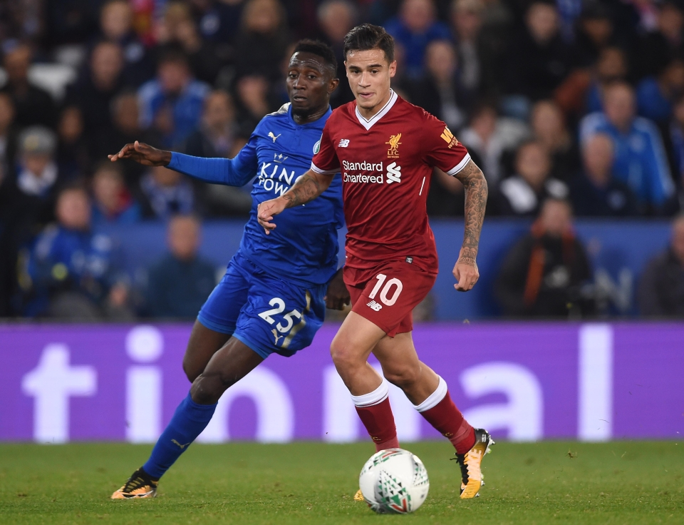 Coutinho has returned to the Liverpool fold, but was a bit rusty against Leicester on Tuesday night