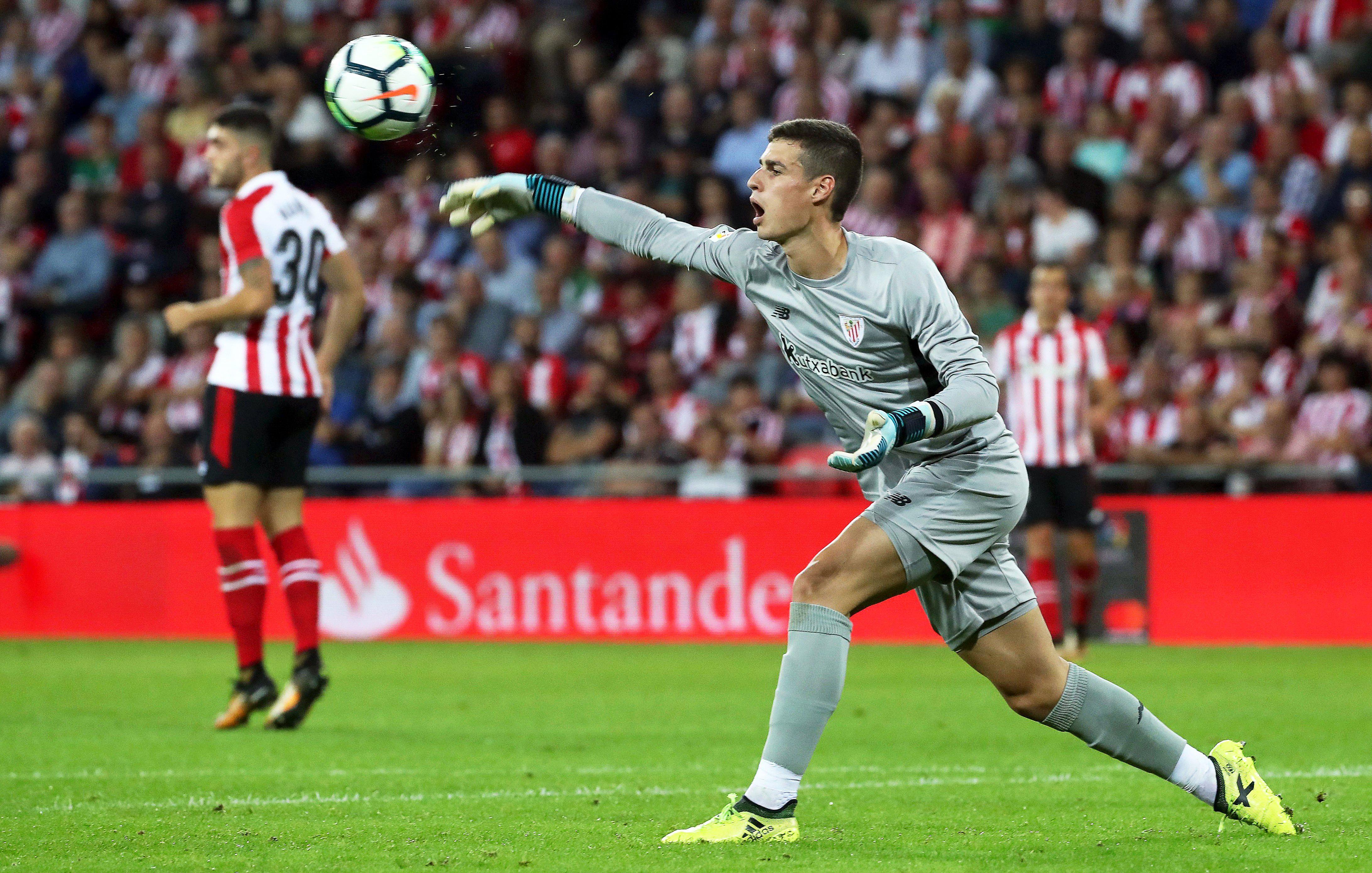 Arrizabalaga is touted as future Spain No 1