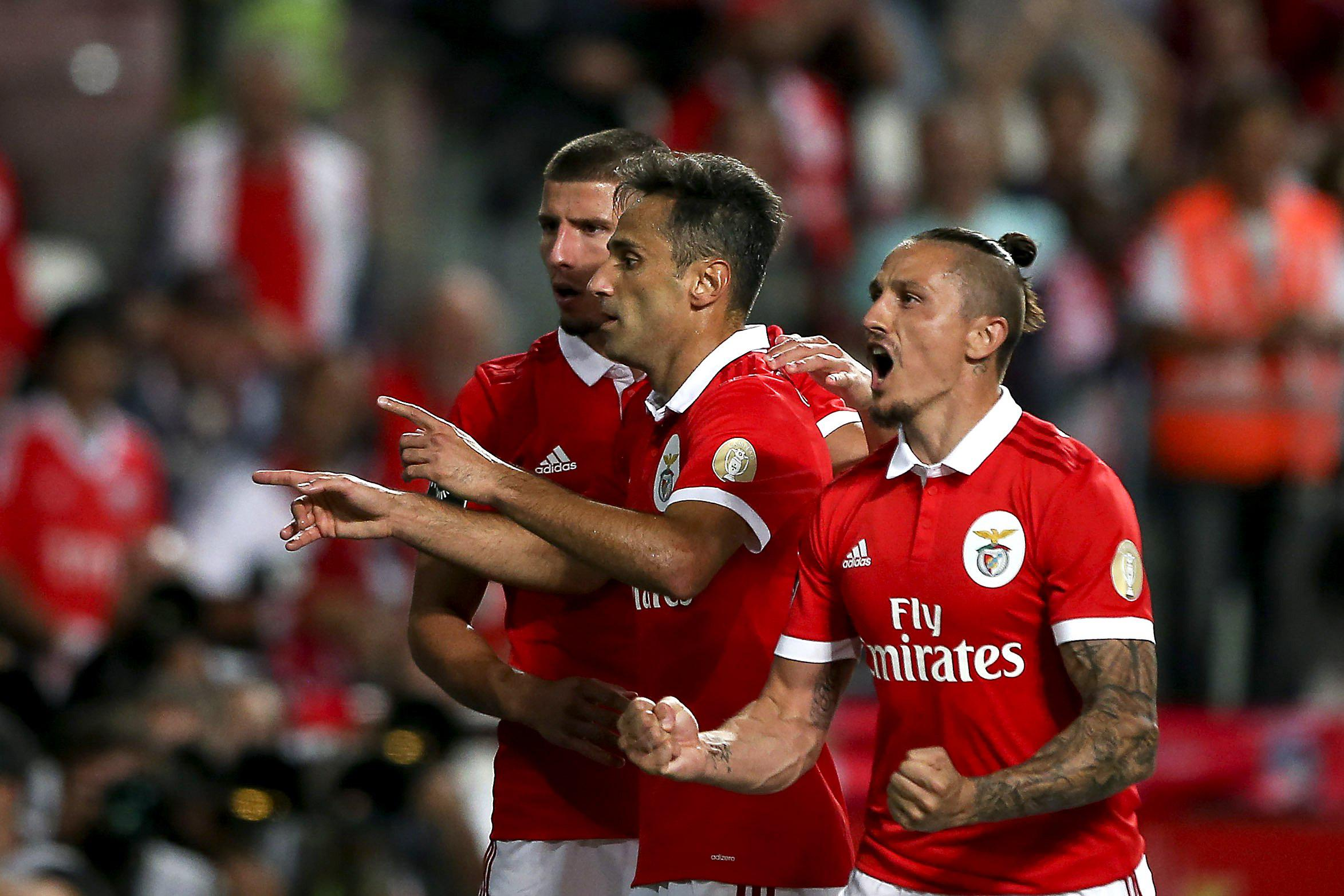 Jonas is Benfica's most potent goal threat