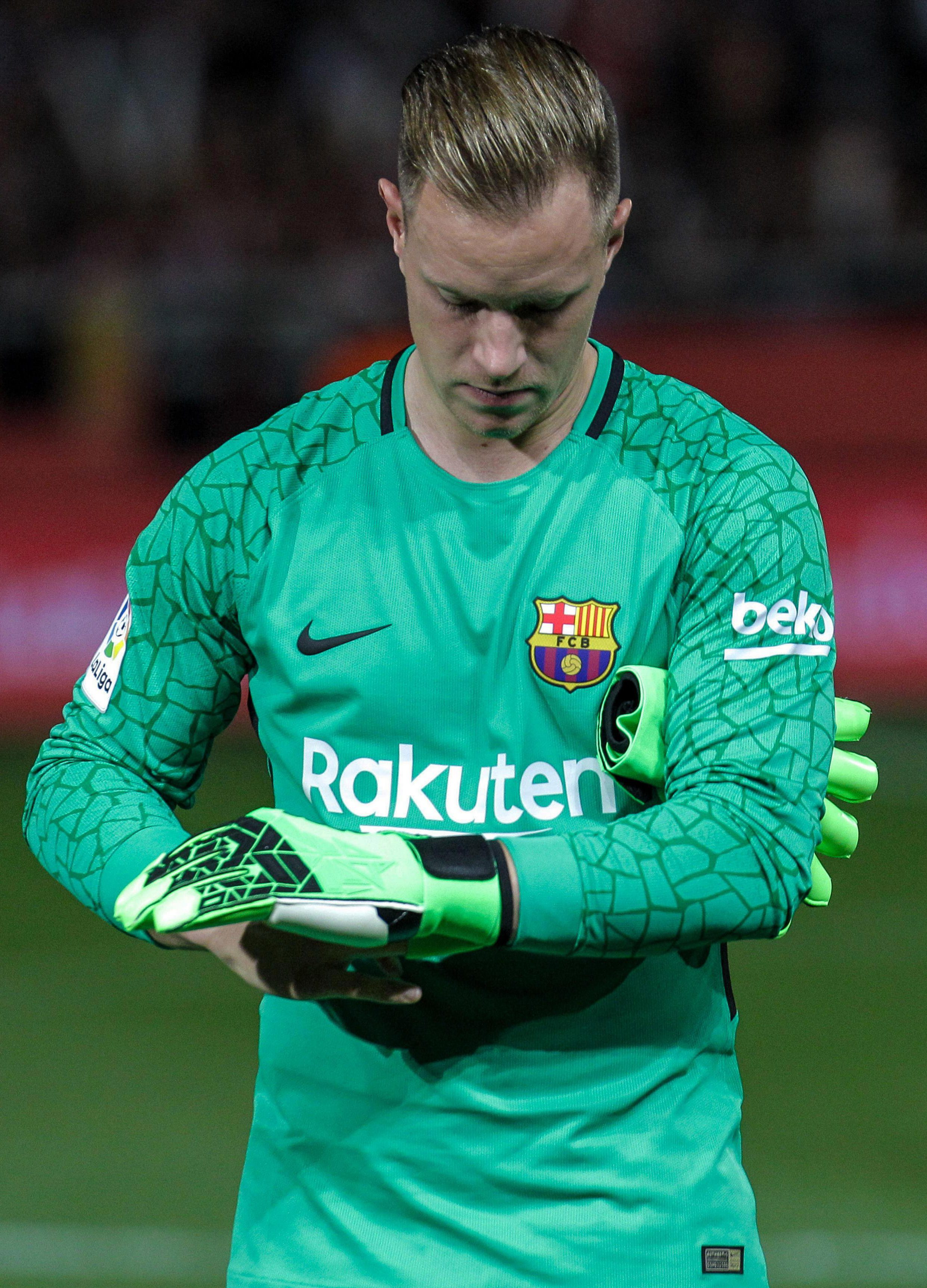 Maffeo's friend believes Ter Stegen > Messi
