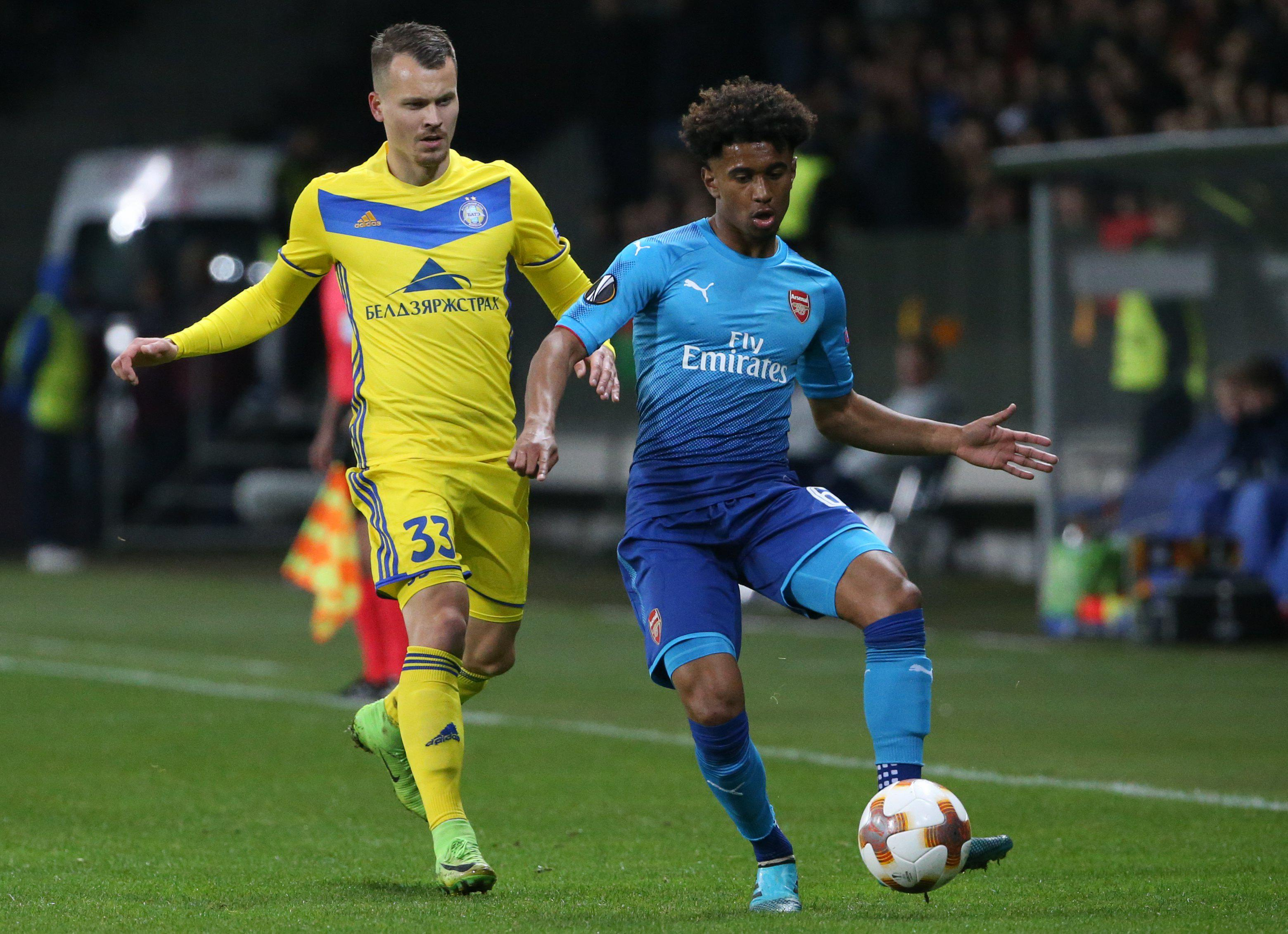 The youngster was compared to Neymar by Arsenal legend Keown