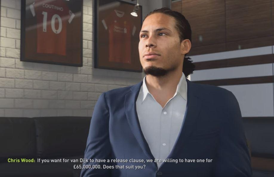 Landing the player you want in Career Mode will require some deft negotiation