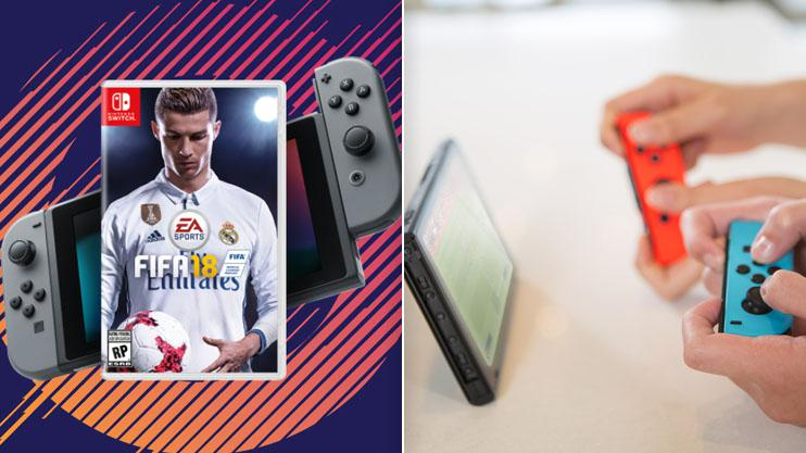 FIFA 18 on the switch is far from perfect – and is vulnerable should Konami release PES on that platform