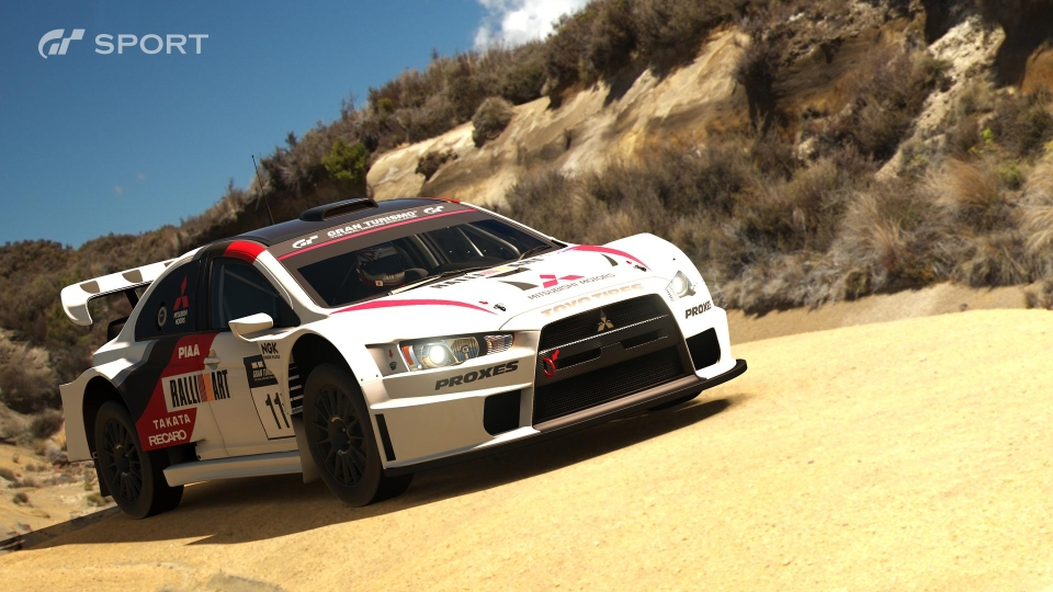 Gran Turismo has always led the pack when it comes to graphics and Sport is no different