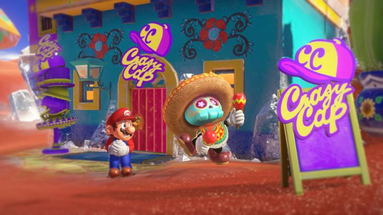 Super Mario Odyssey Review This Game Nintendo Fans Have Been