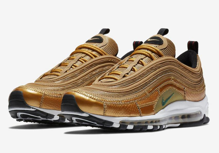 reputable site 73586 a5265 Nike unveil special Cristiano Ronaldo Air-Max 97 trainers