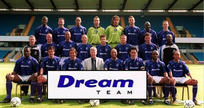 Dream Team ran for 10 years between 1997 and 2007