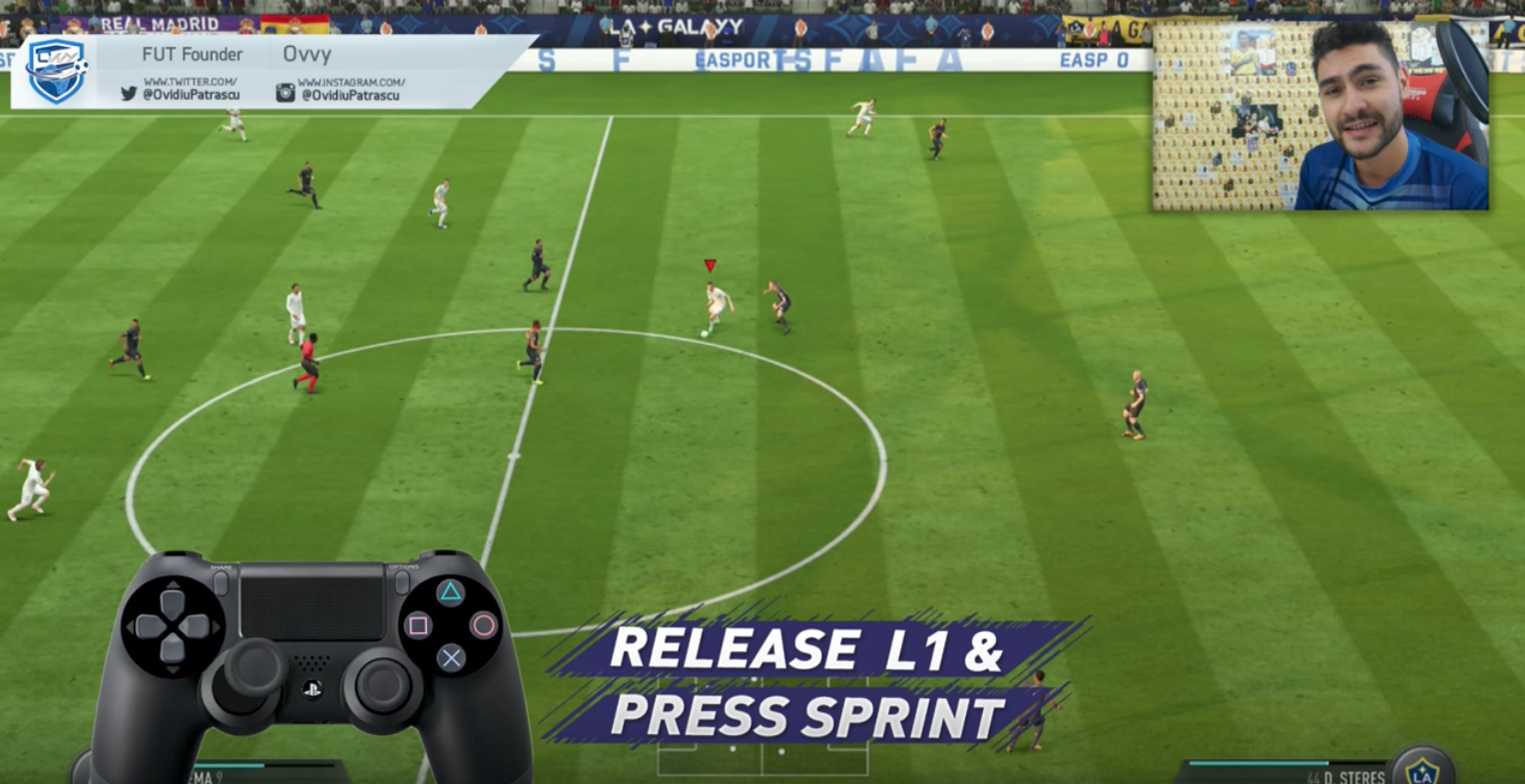 How to get sprint speed up on fifa 18 fifa 2018 online