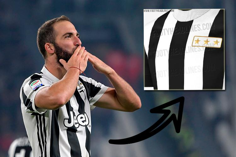 low priced acedc b7f4d Juventus will wear a beautifully retro kit to celebrate ...