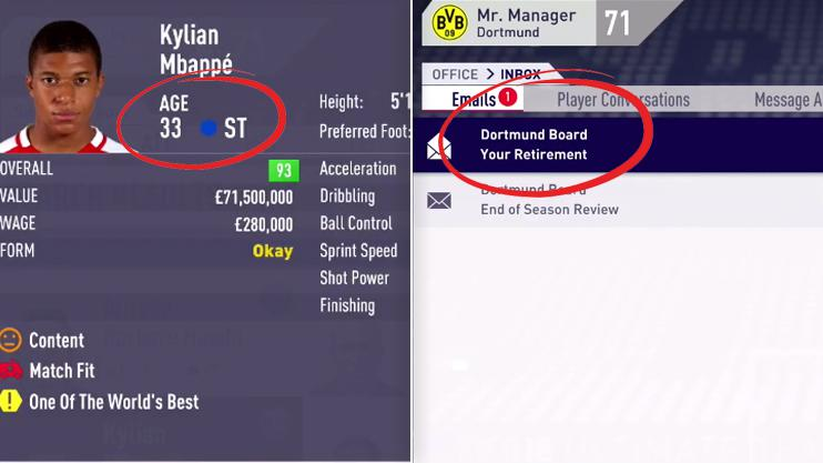 FIFA 18: This is what happens when you get to the very end of Career
