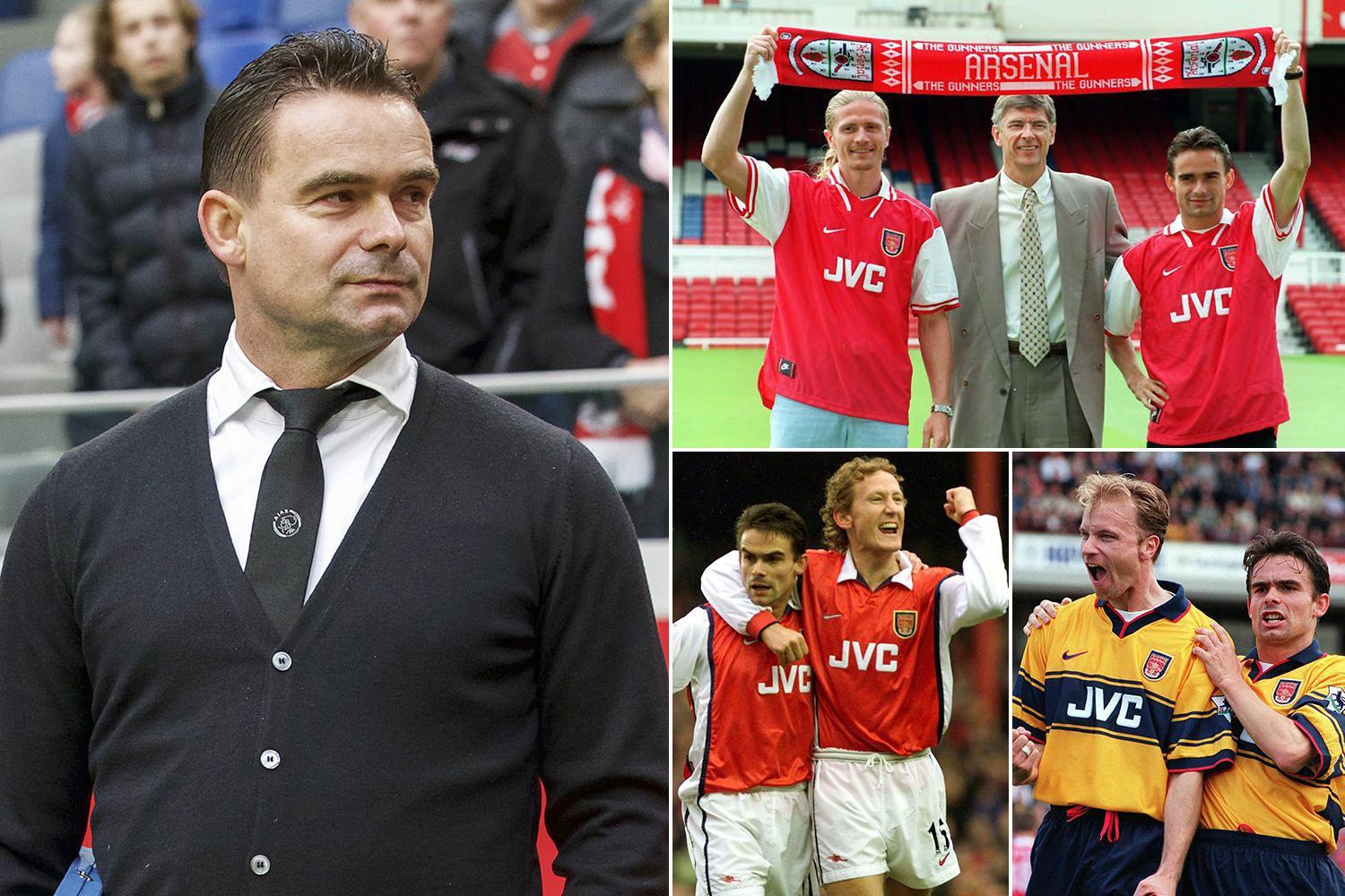 Marc Overmars to return to Arsenal in director of football style