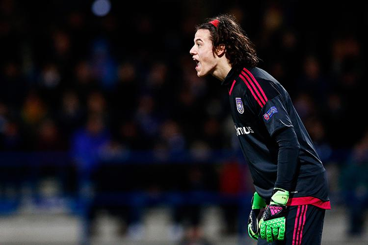Benfica Keeper Will Break A 15 Year Champions League