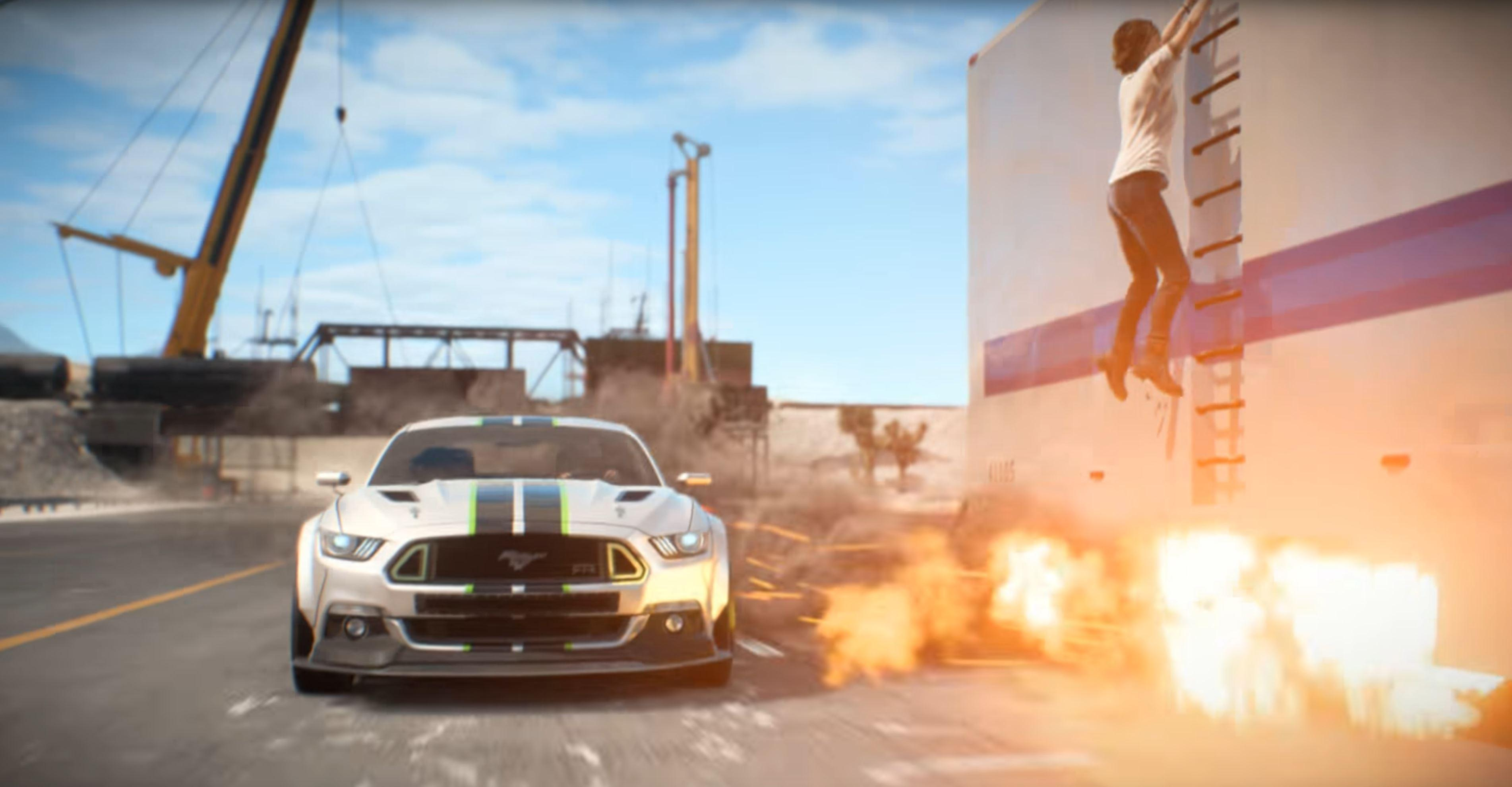 Unlike 2015's Need for Speed there will be a solo offline campaign