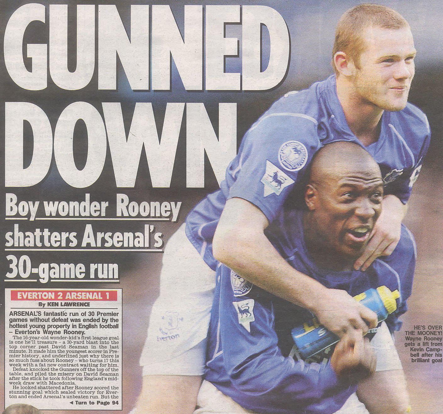 The papers hailed him the 'boy wonder'