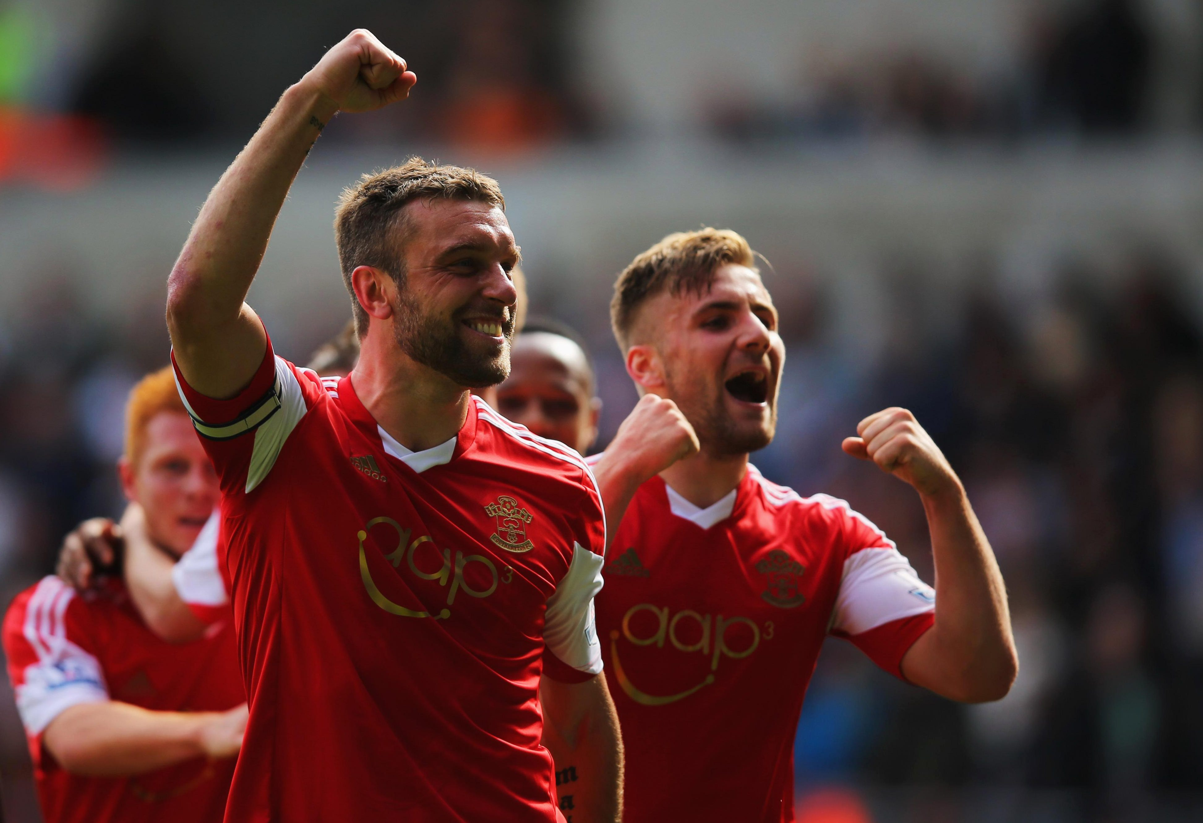 Lambert notched 117 goals during a hugely successful spell with Southampton