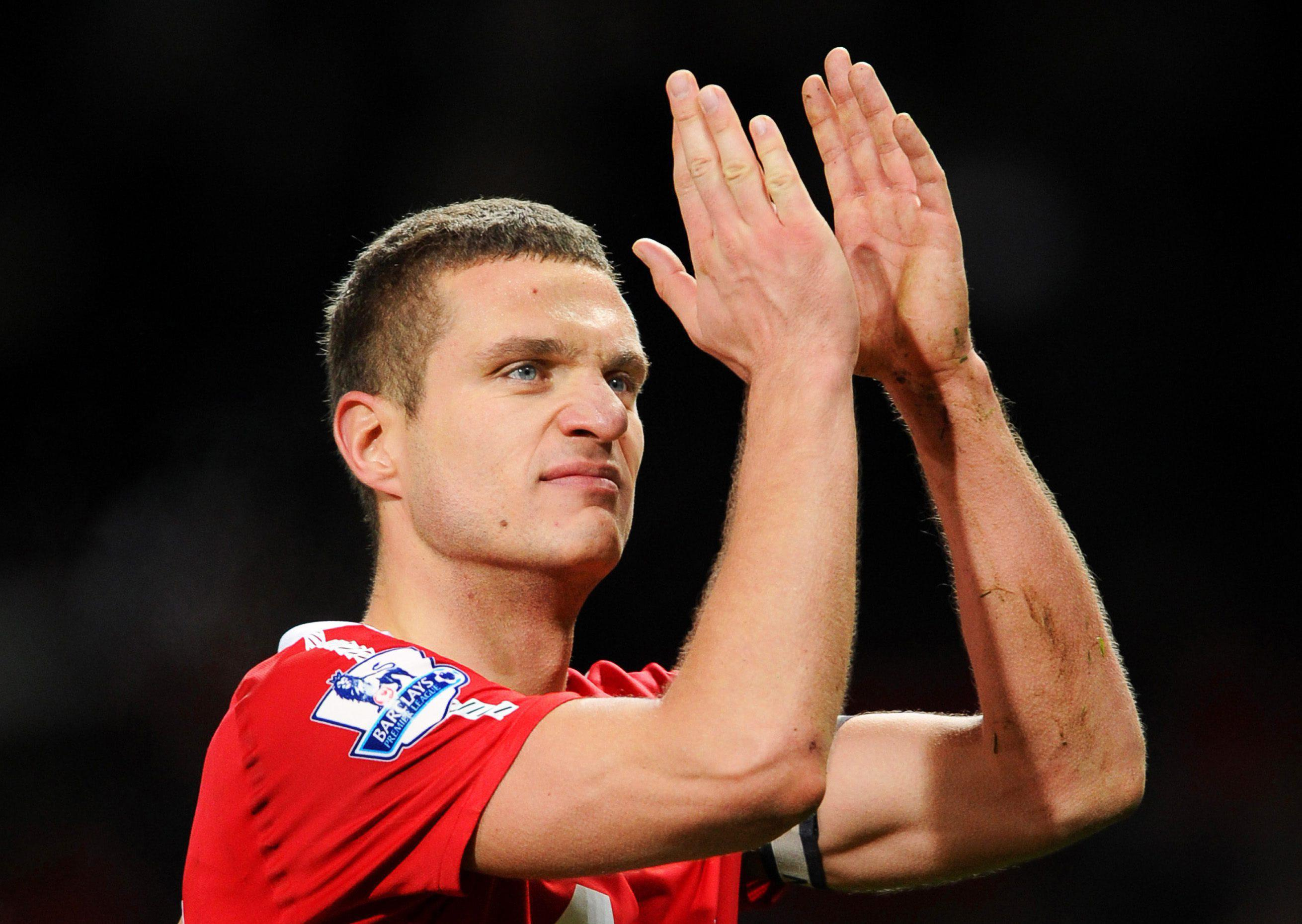 Vidic had a tough start to life in England