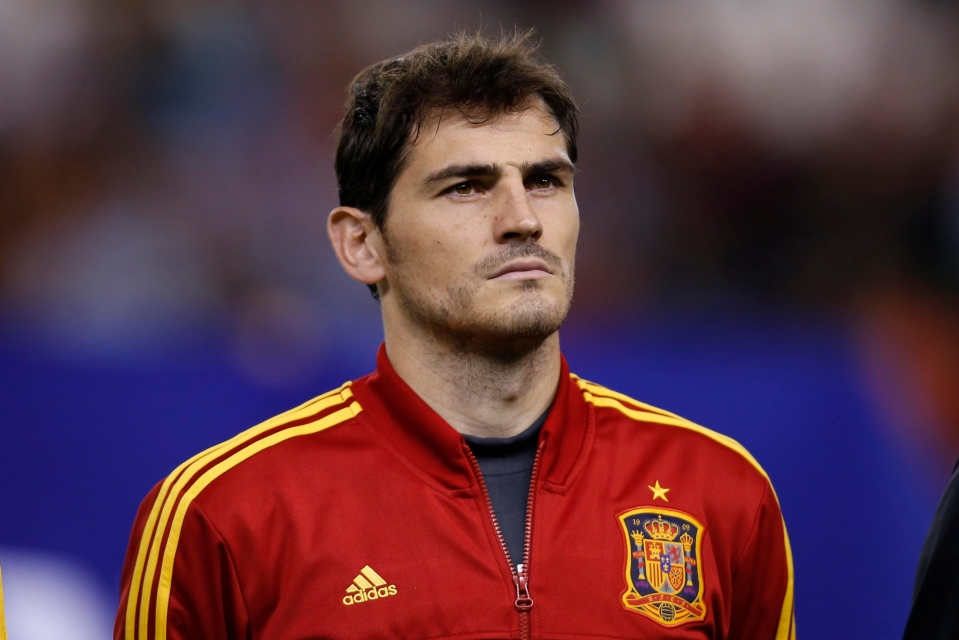 Casillas is also Spains most capped player and has won every trophy possible