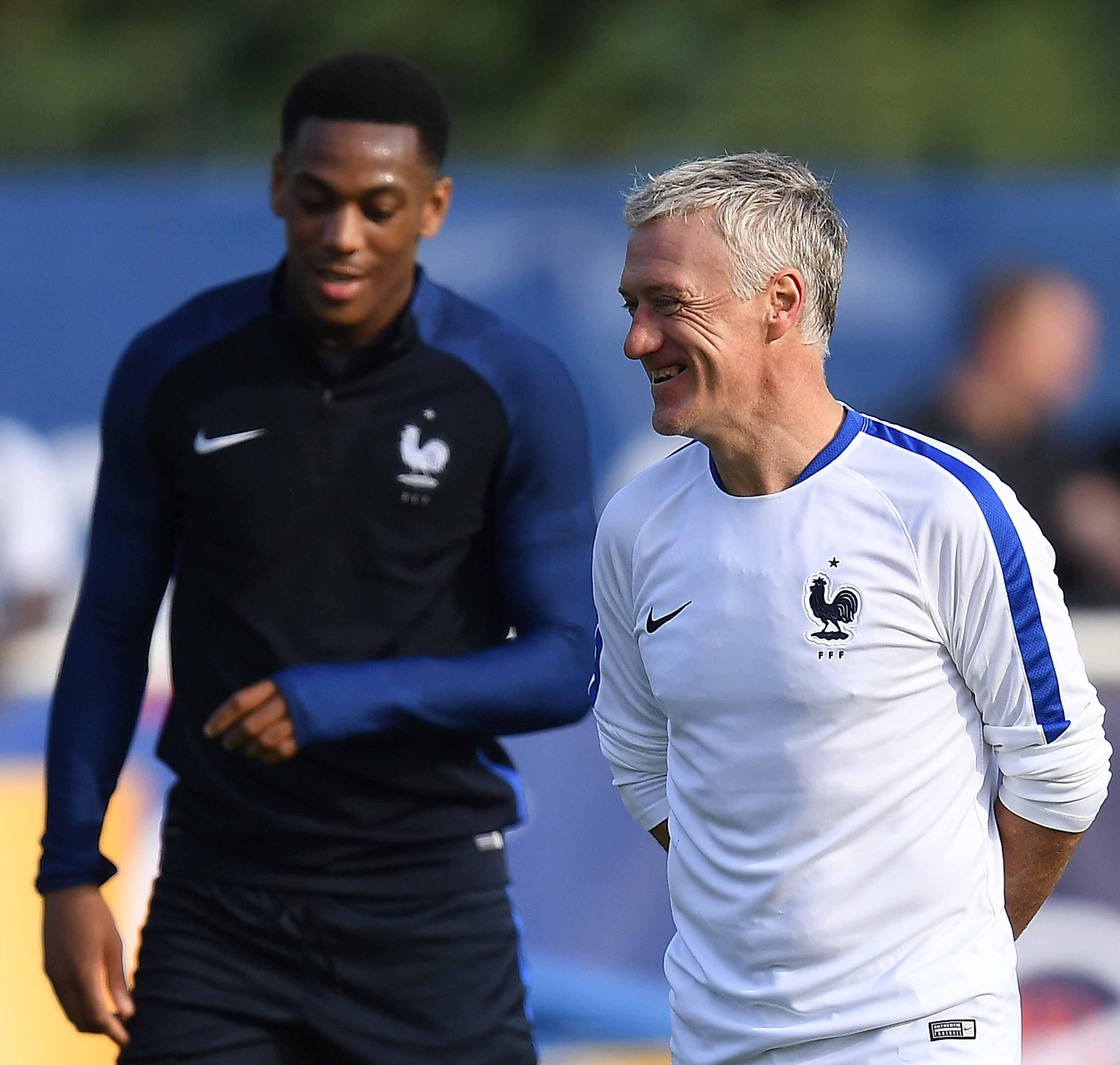The youngster has failed to get into the recent France squad