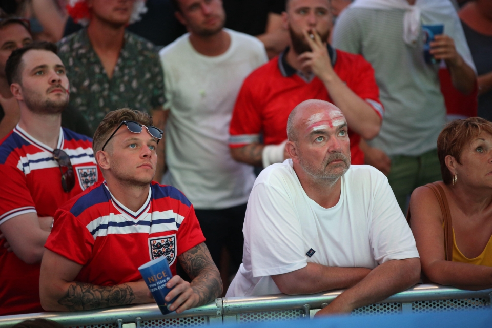 England fans will be hoping performances on the pitch out in Russia will soften the blow of expensive hotels