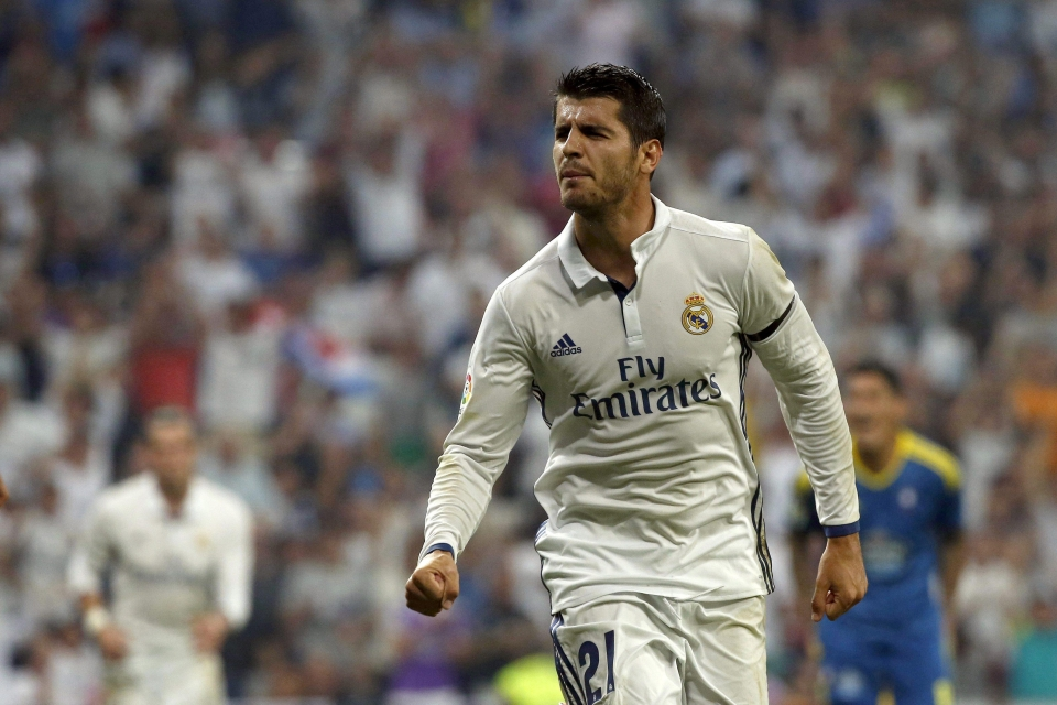 Alvaro Morata insists Real Madrid treated him like a child when he returned