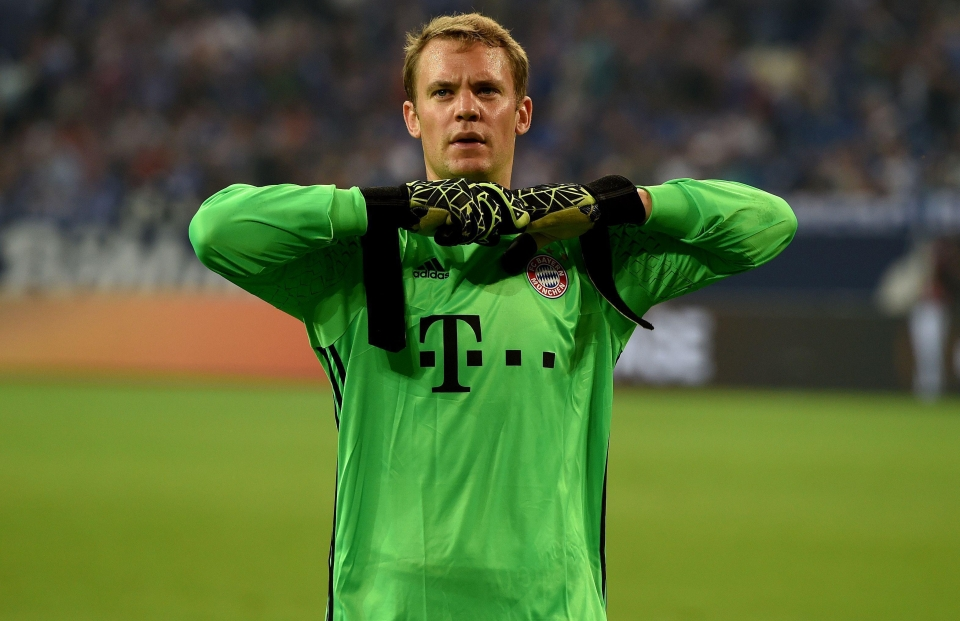 Manuel Neuer faces six months out of action