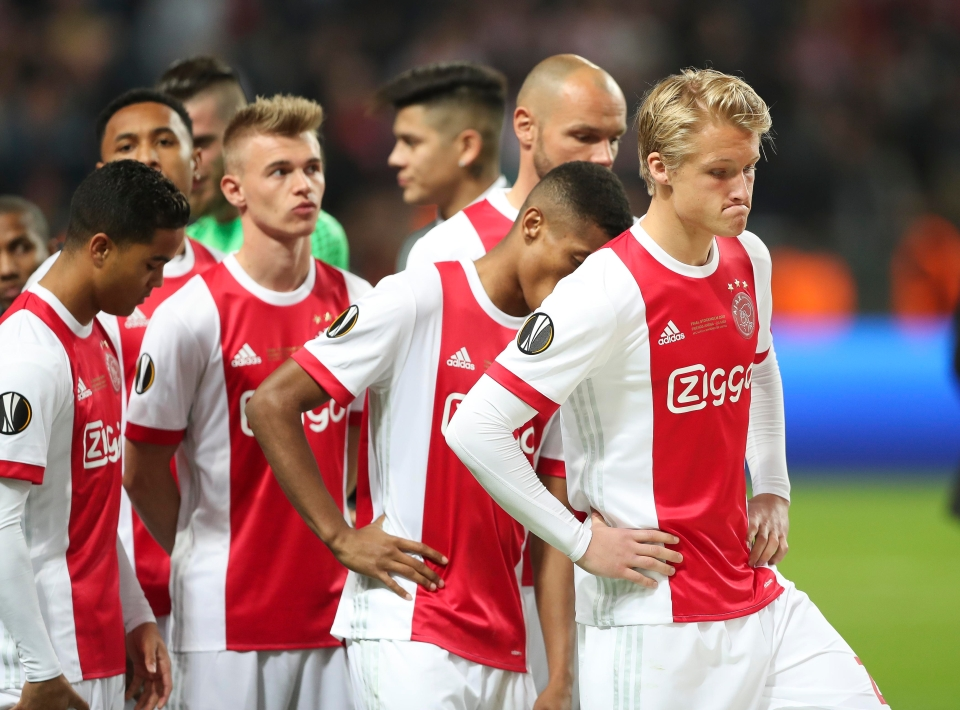 Keeping hold of Kasper Dolberg will be a real challenge