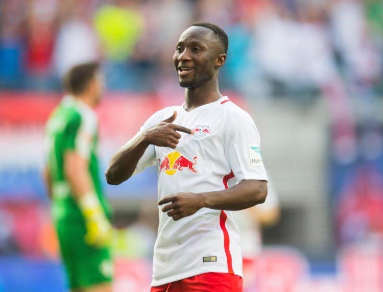 Keita will join Liverpool next summer