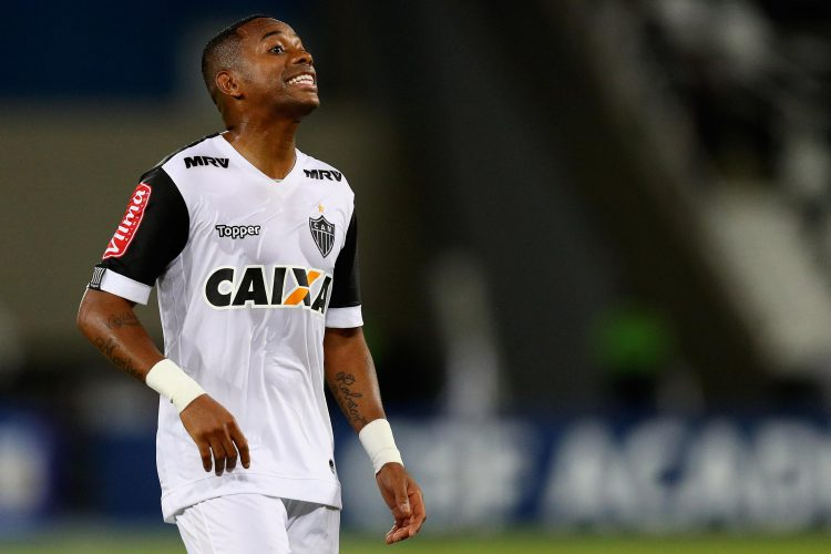 Give us your biggest smile Robinho