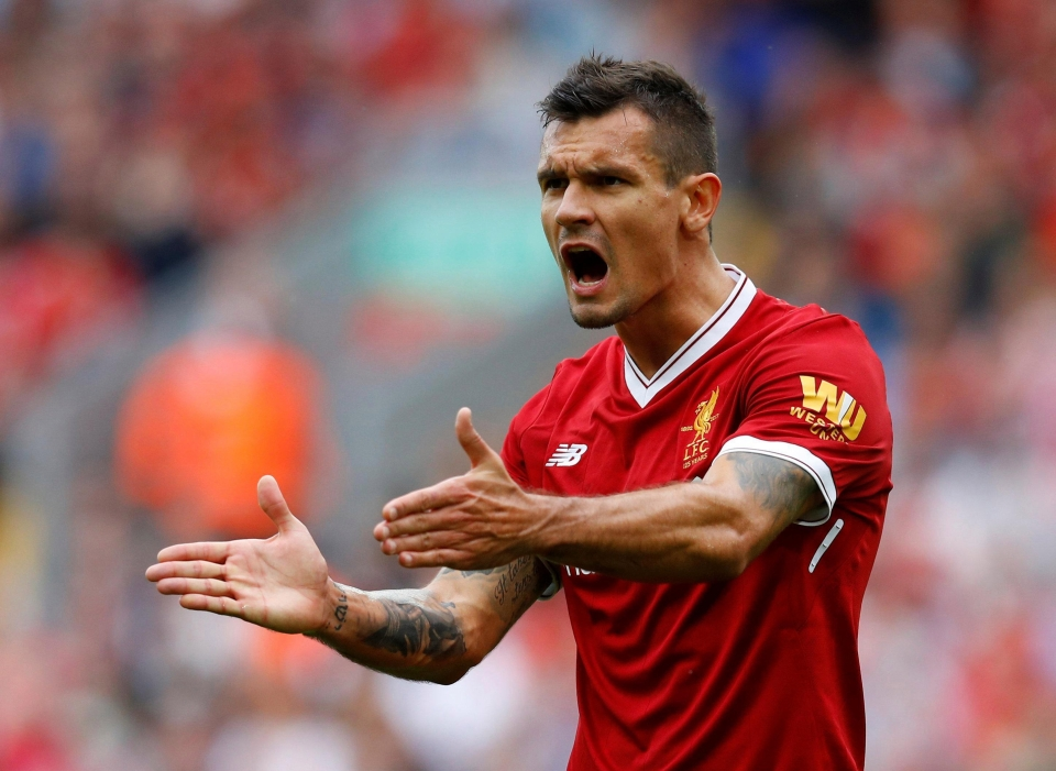 Lovren is publicly enemy number one amongst Liverpool fans