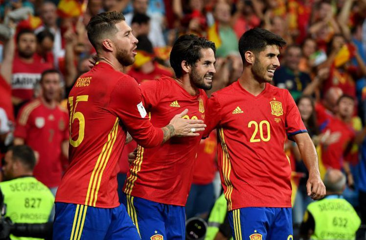 Name a more iconic (Spain and Real Madrid) trio