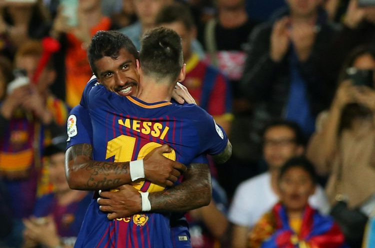 No one can get close to Messi now Paulinho is in town