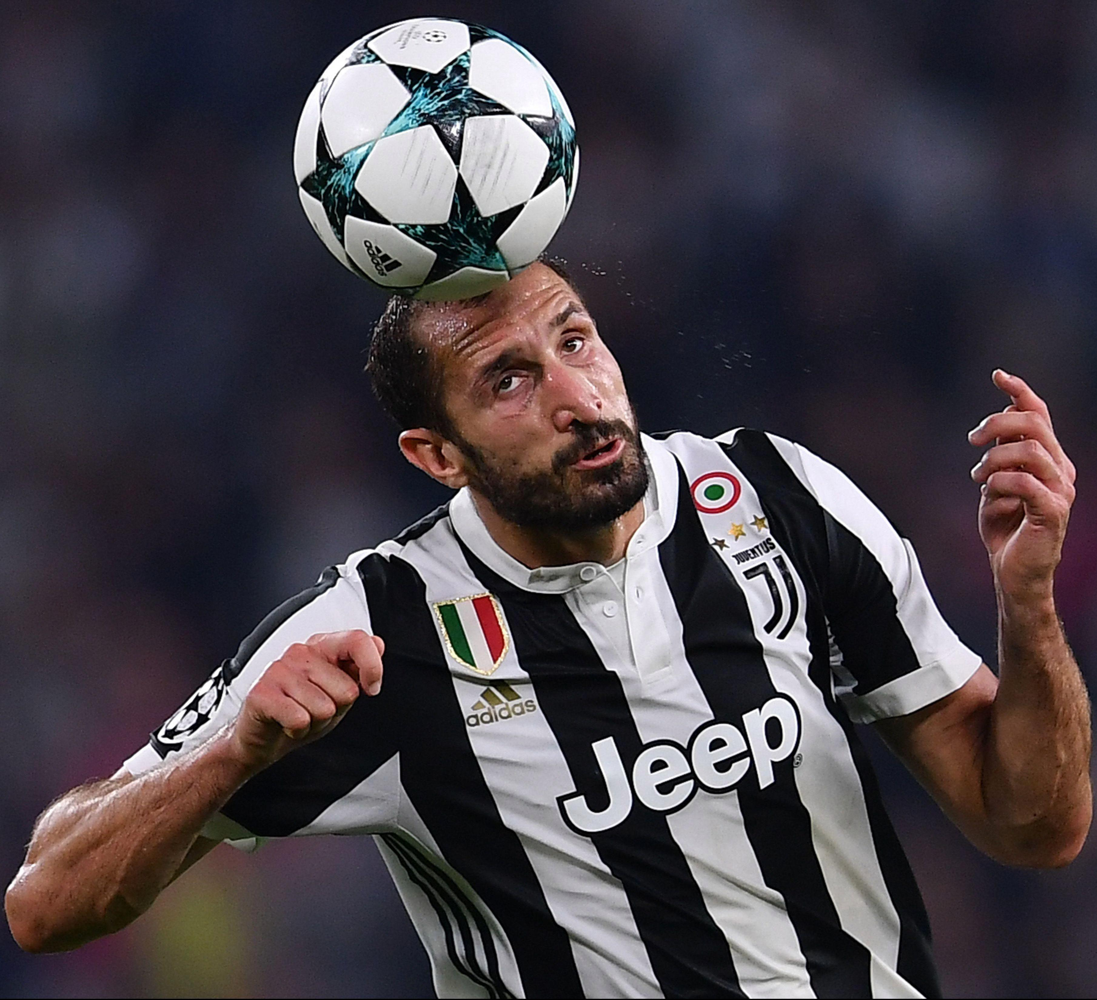 Giorgio Chiellini is set to pen a new deal with Juventus