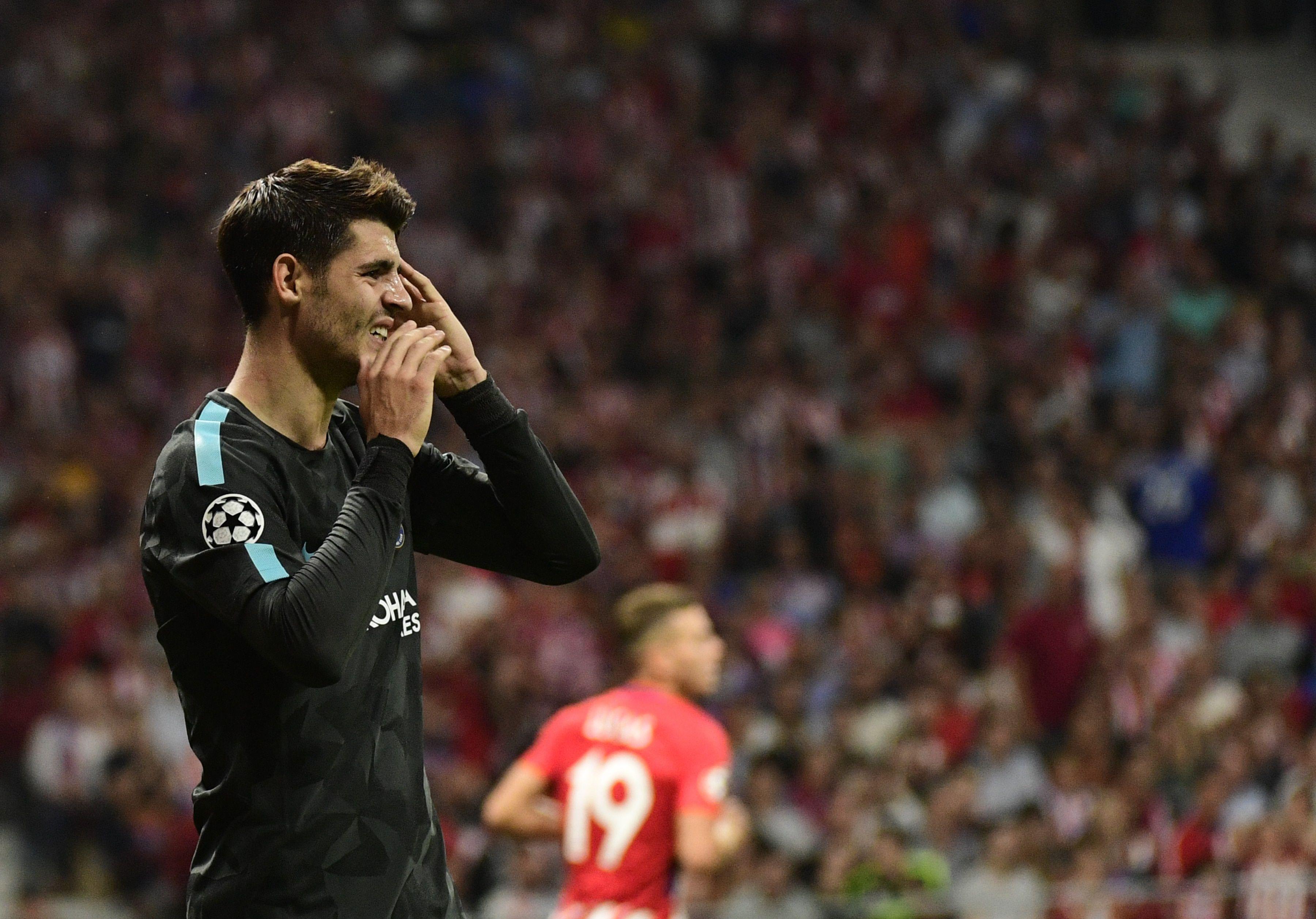 Chelsea star Alvaro Morata is facing six weeks on the sidelines