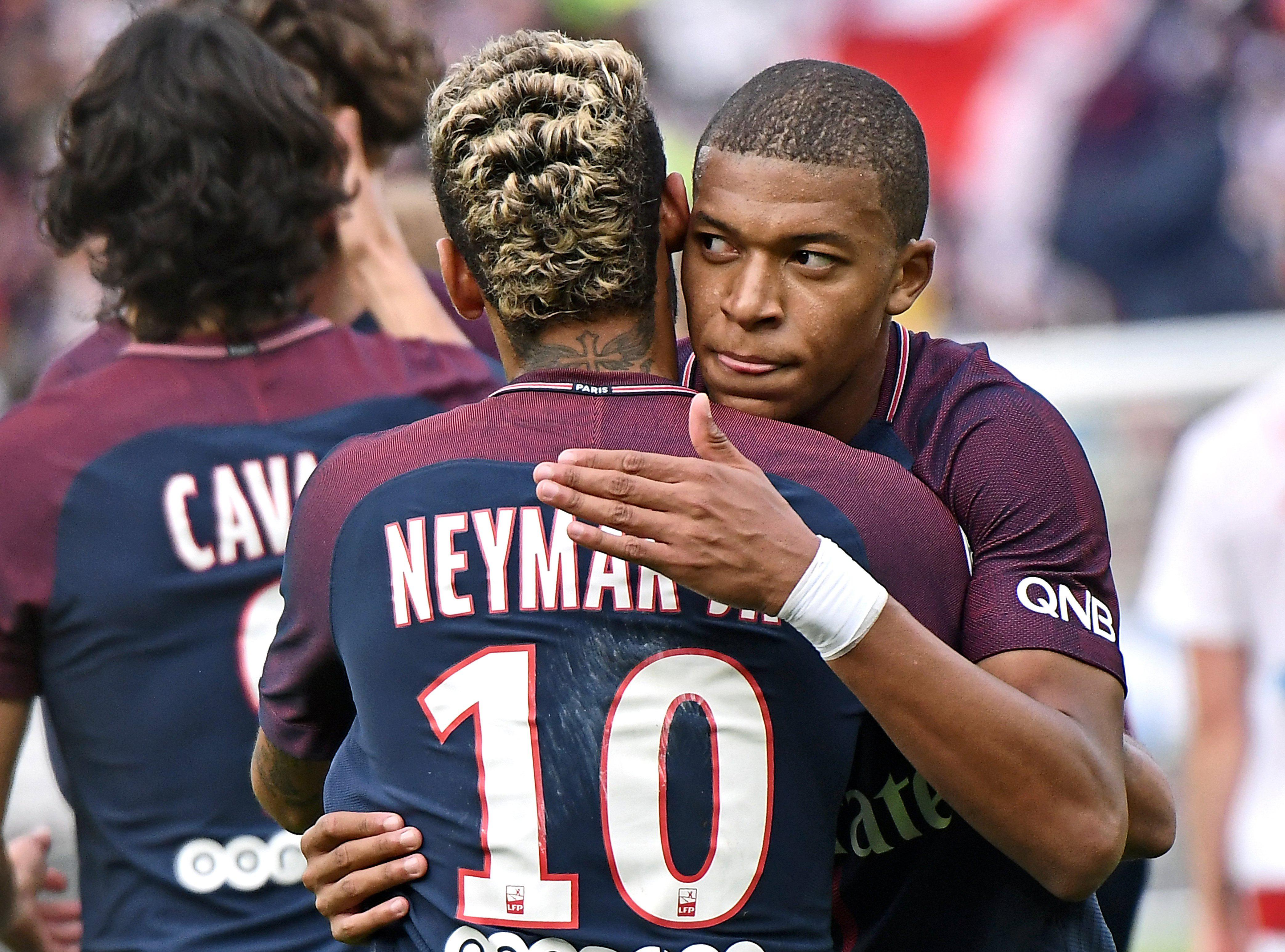 The pair have formed a useful partnership at PSG