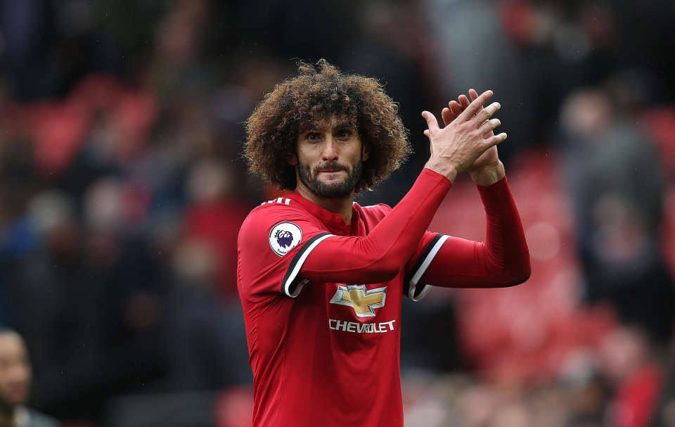 Can United afford to lose Fellaini for free?