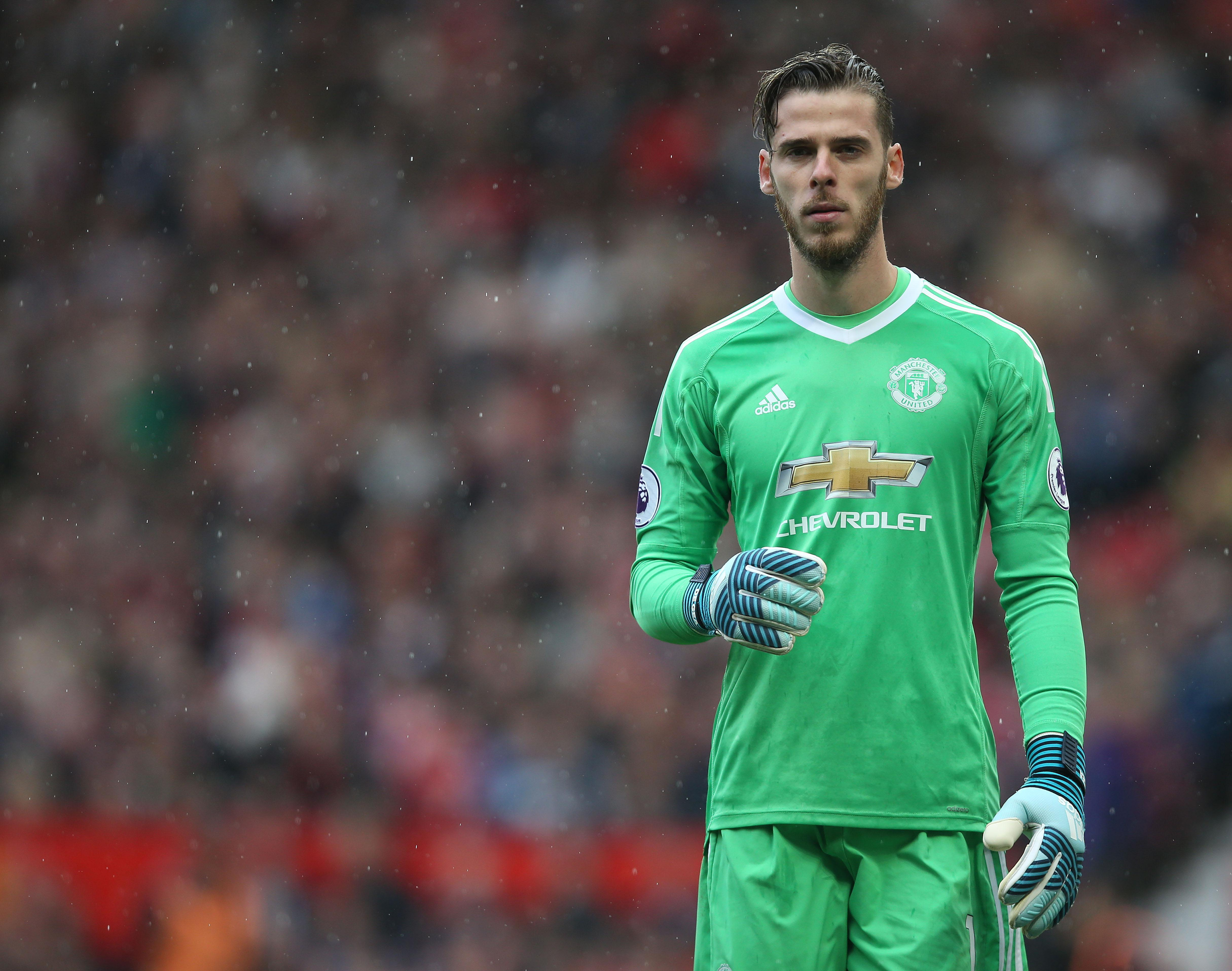 Henderson knows his path to the first team at Old Trafford is blocked by David De Gea