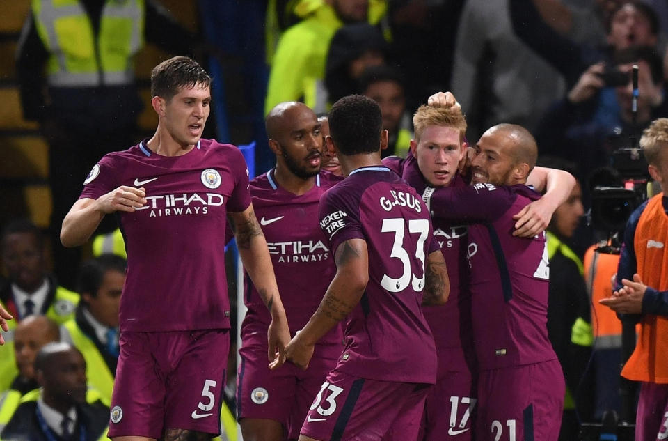 Kevin de Bruyne scored a fantastic winner for Manchester City against his former club Chelsea