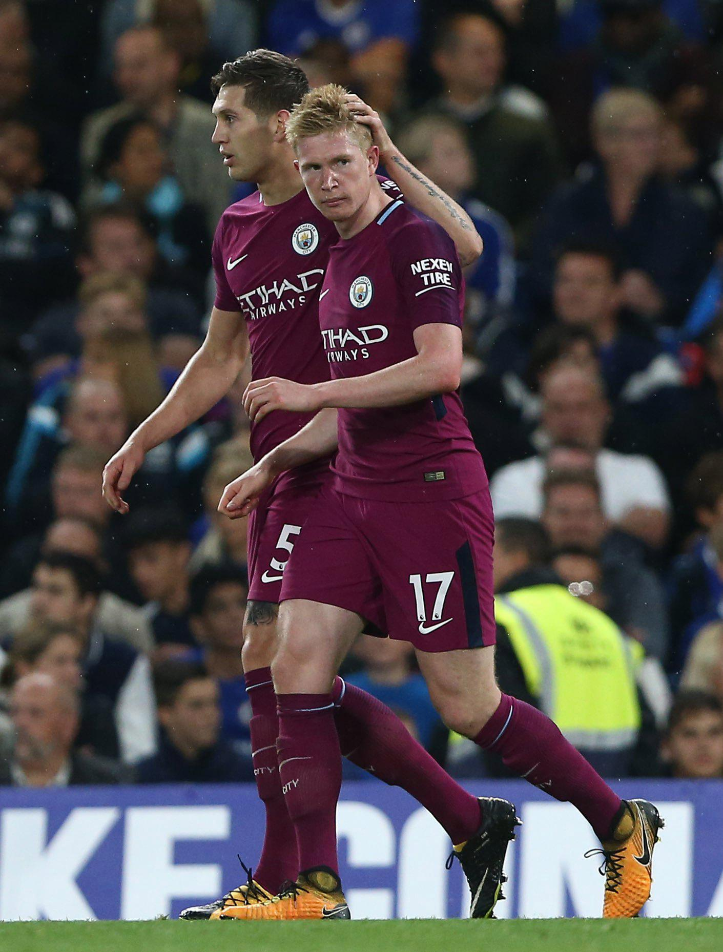 Kevin De Bruyne has the chance to stake his claim as the best in the world