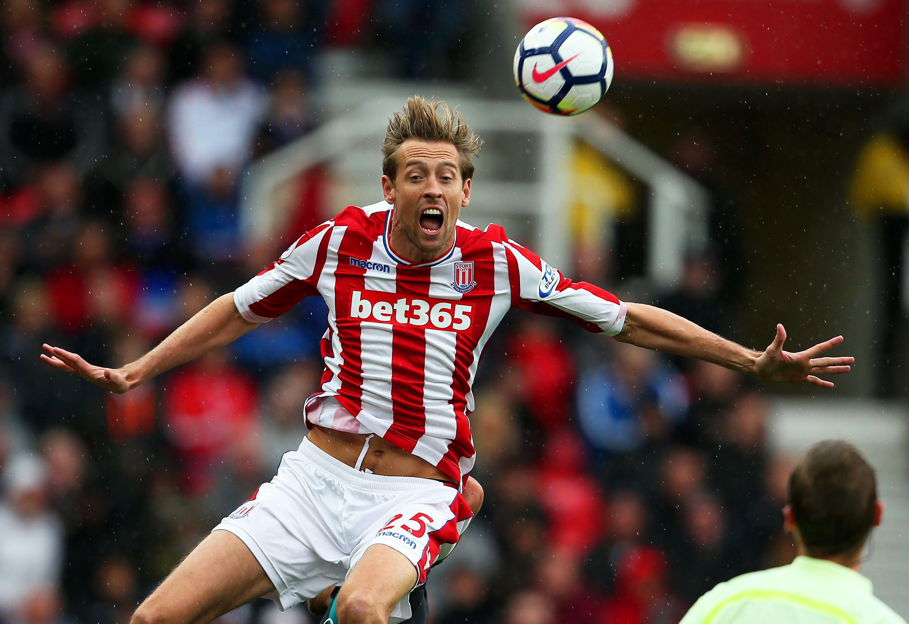 Crouch doing what he does best